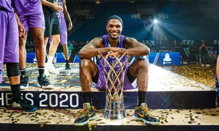 Basketball Champions League, Thaddus McFadden nominato MVP della Final Eight