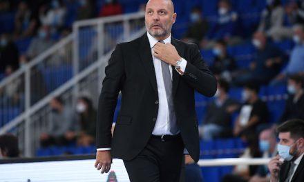 """Virtus Bologna, Djordjevic: """"Cercheremo di imporre il nostro gioco"""""""