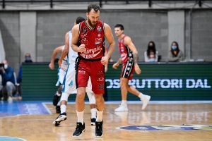 Rodriguez, con 8 triple eguagliato il record societario di Milano(prima di lui D'Antoni, Premier, Riva, Kleiza e James)
