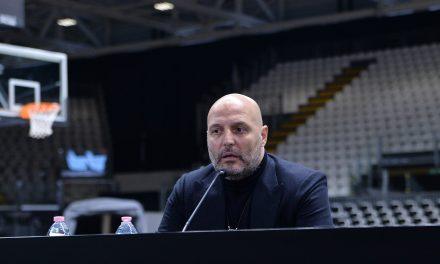 """Virtus Bologna, Djordjevic: """"Con la massima serietà ed il solito impegno cercheremo di conquistare la vittoria"""""""