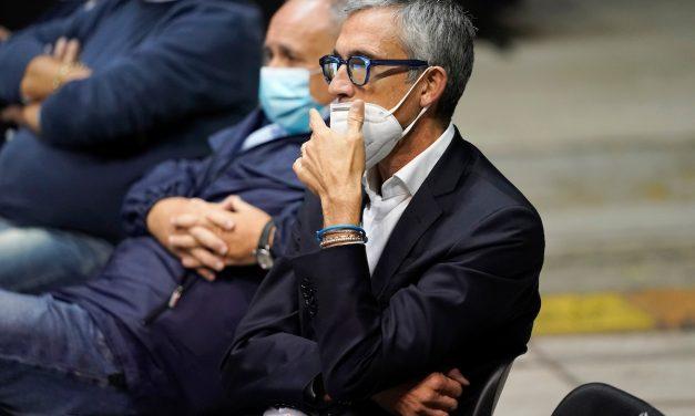 """Brindisi, Marino: """"Peccato per l'uscita dalla BCL, meritavamo il passaggio del turno"""""""