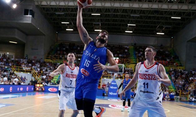 Le pagelle di BM di Italia-Russia: Tessitori MVP, bene Ricci e Spissu, male Kulagin