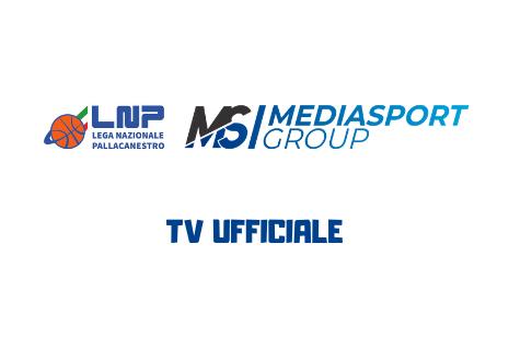 La serie A2 Old Wild West sui canali di Mediasport Group: domenica sera il derby Unieuro Forlì-Top Secret Ferrara