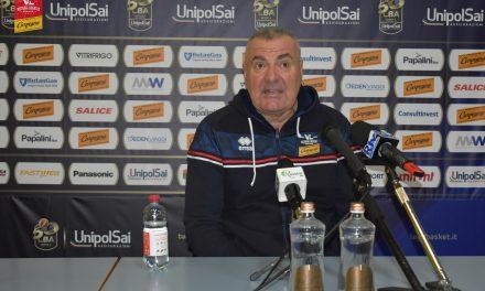 """Pesaro, Repesa: """"Dobbiamo dare il massimo per portare a casa la vittoria"""""""