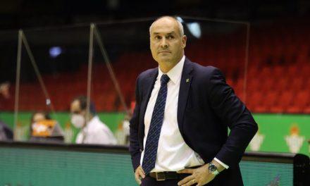 Il Real Betis ha esonerato coach Curro Segura