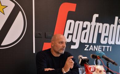 """Virtus Bologna, Djordjevic: """"Dovremo avere tanta concentrazione per entrare in ritmo partita il prima possibile"""""""
