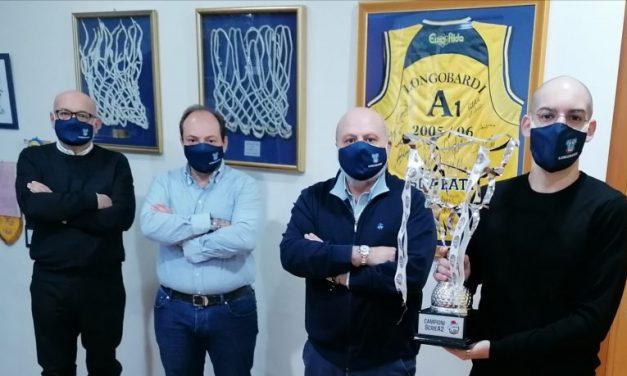 """Scafati, Longobardi: """"Con il successo in Supercoppa abbiamo riportato il sorriso alla nostra gente"""""""