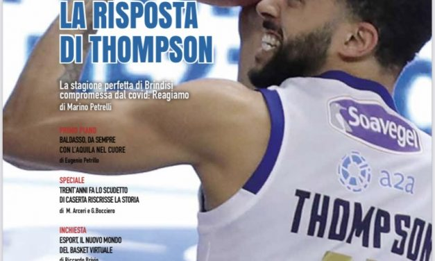 Basket Magazine N.72 è in edicola
