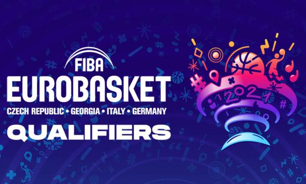 FIBA EuroBasket 2022 Qualifiers: tra dubbi e incertezze si conclude la finestra di novembre