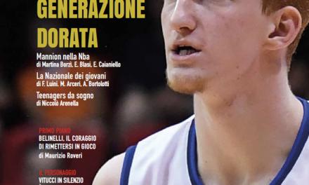 Basket Magazine N68 è in edicola