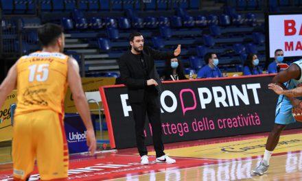 Vanoli Cremona – Nota in merito alle dichiarazioni post partita di coach Galbiati