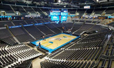 Gli Oklahoma City Thunder inaugureranno la stagione 2020-21 senza tifosi