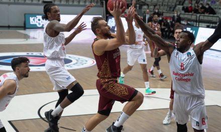 La Reyer Venezia dura un quarto a Istanbul, poi il Bahcesehir domina: 108-74