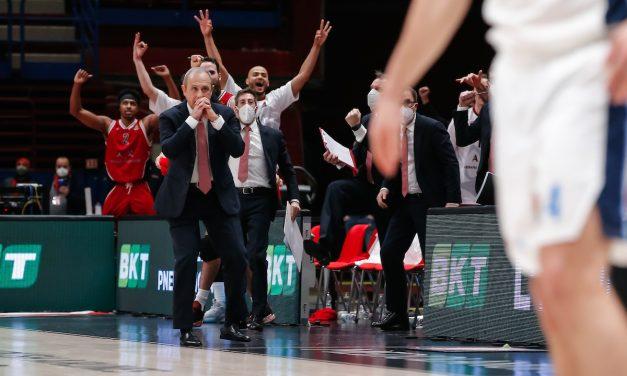 Milano, Messina raggiunge Bianchini con 52 vittorie alle Final Eight