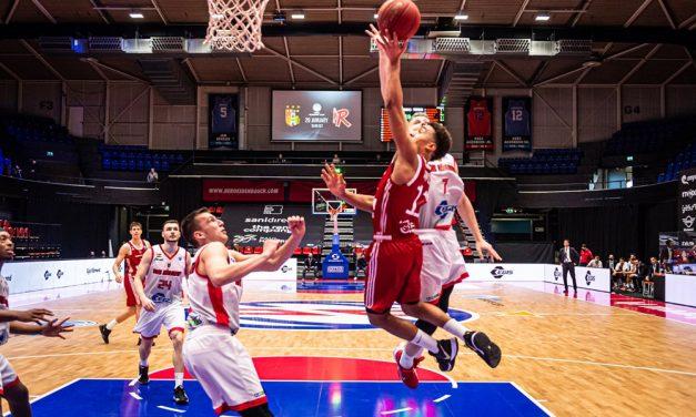 Reggio Emilia si qualifica alla seconda fase di FIBA Europe Cup, superando un tenace Kormend 88-79.