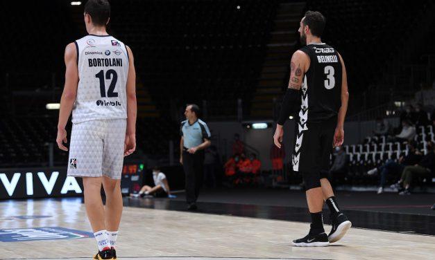 Il buongiorno di BM – Giordano Bortolani è l'MVP del match con la Virtus Bologna e di tutto il week end