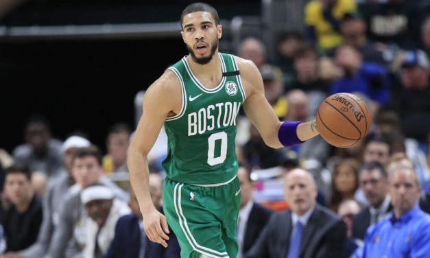 Celtics-Timberwolves, Jayson Tatum supera Larry Bird e diventa il Celtics più giovane di sempre a segnare 50 punti