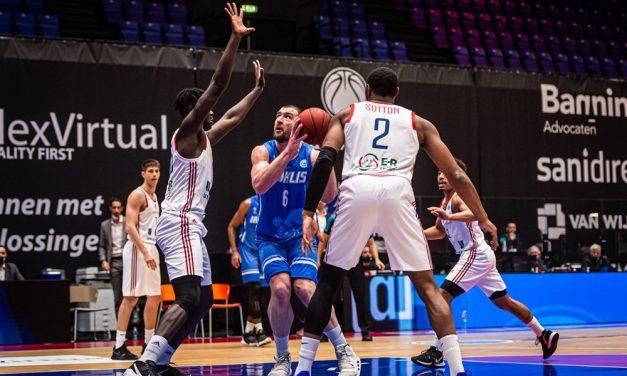 Reggio Emilia crolla nel finale, l'Iraklis ottiene la seconda vittoria nella FIBA Europe Cup sull'74-78