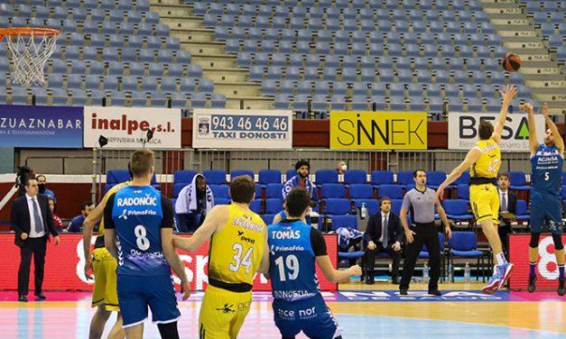 ACB: Tenerife cade contro il fanalino di coda Guipuzkoa, il Barcellona vince ancora