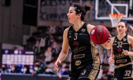 La Magnolia Campobasso ottiene due punti importanti a Sassari