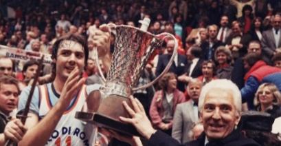 19 aprile 1983-22 settembre 1984: in 522 giorni il Bancoroma volò sul tetto del mondo