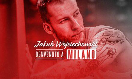 Milano, ufficiale la firma di Jakub Wojciechowski