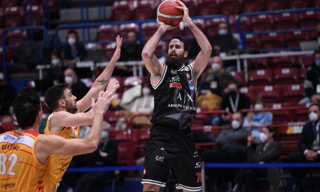 Olimpia, la Coppa Italia è la tua: Milano è straripante e batte 87-59 un'inerme VL Pesaro