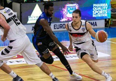"""Eurobasket Roma, Fanti : """"Poter giocare nella squadra e nella città dove sono diventato un uomo è un onore"""""""
