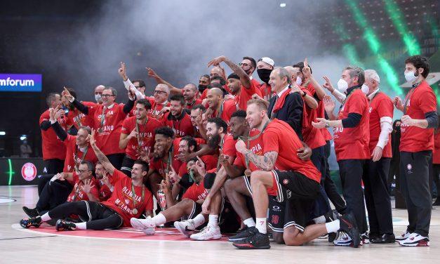 Un weekend da ricordare: il dietro le quinte della settima Coppa Italia dell'Olimpia Milano
