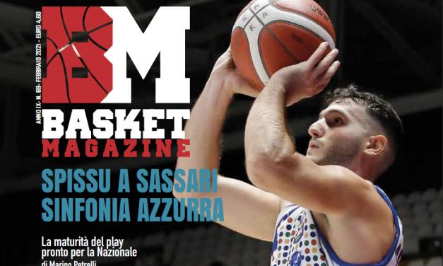 Basket Magazine N.69 è in edicola