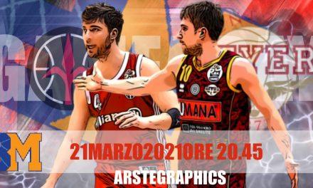 Il Gameday è Trieste-Venezia: nel derby del triveneto l'attenzione è puntata sul talento di Fernandez e la costanza di De Nicolao