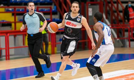 """Le interviste di BM-Eurobasket Roma, Fanti: """"Sogno di raggiungere la serie A"""""""