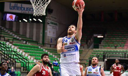 Treviso annienta Trieste al PalaVerde e vince 95-76