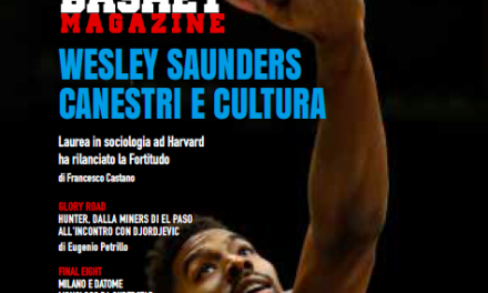 Wesley Saunders: canestri e cultura