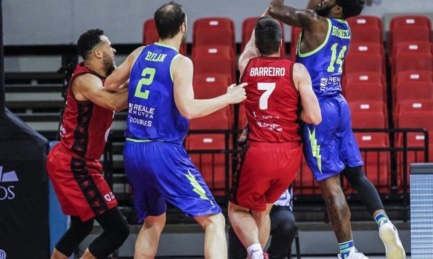 La Dinamo è in emergenza, Zaragoza ha più energia: Sassari ancora a secco nelle Top16 di BCL
