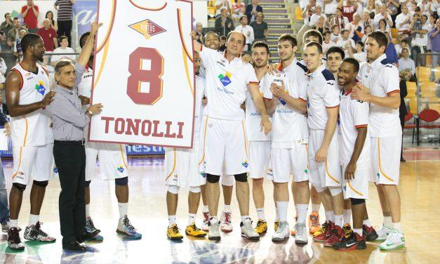 Nasce il progetto per far ripartire il basket nella capitale, con Alessandro Tonolli e Maurizio Zoffoli
