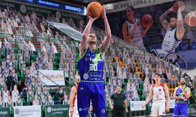 Sassari conclude la sua avventura europea con una vittoria, sconfitto il Bamberg 83-72