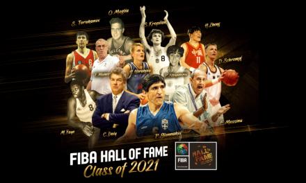 Ettore Messina inserito nella classe 2021 della FIBA Hall of Fame
