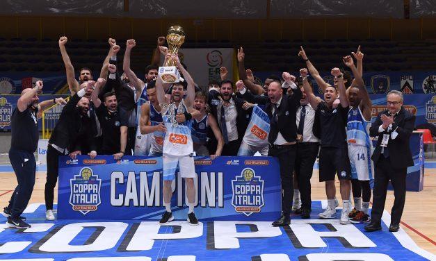 Napoli vince le Final Eight di Coppa Italia di A2, sconfitta Udine in rimonta 80-69