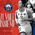 Magnolia Campobasso, Roberta Di Gregorio ed il tributo al progetto Magnolia