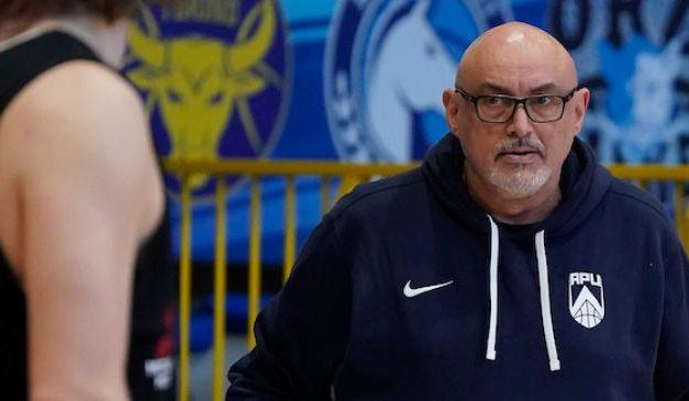 Matteo Boniciolli nominato miglior allenatore della Coppa Italia di A2