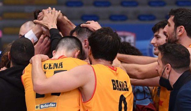 Rieti seconda finalista nella Coppa Italia di Serie B, vittoria su Agrigento con il trio Traini-Loschi-Ndoja