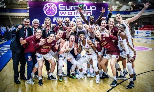 La Reyer Venezia sconfigge Szeksard e vola in finale di Eurocup