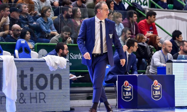 Stefano Comuzzo nuovo Responsabile Tecnico del Settore Giovanile del baskeTrieste