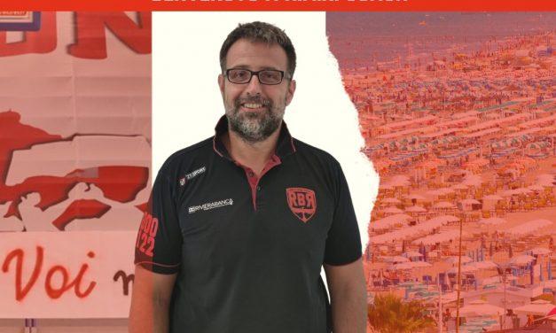 Mattia Ferrari è il nuovo coach di Rinascita Basket Rimini