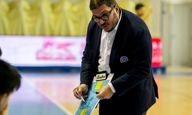 """Omegna – Coach Andreazza prima di gara 5 con Agrigento: """"Mi aspetto una Fortitudo ancora più determinata"""""""