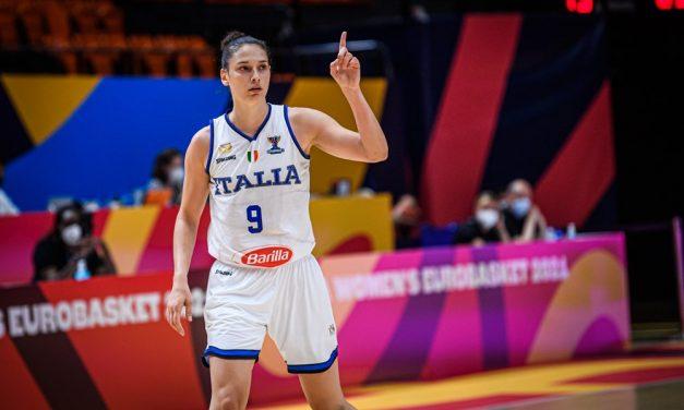 Italia-Grecia, le pagelle: Zandalasini la vince nel fianale, alla Grecia non basta Stamolamprou