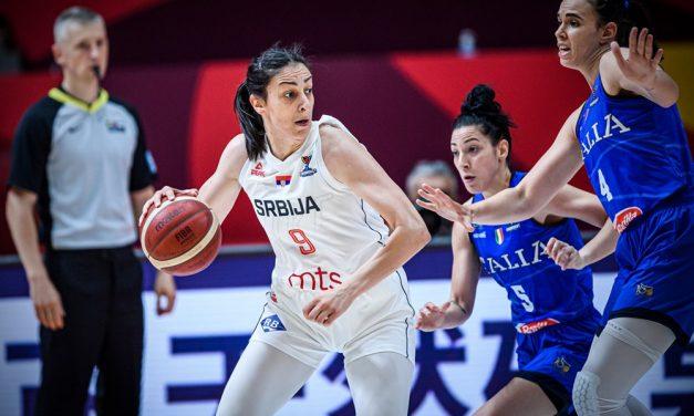 Un'ottima Italia non basta: la Serbia vince 86 a 81 dopo un supplementare nell'esordio di Eurobasket
