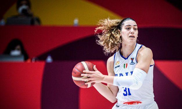 Le Azzurre si riscattano subito: Montenegro è battuto 77 a 61