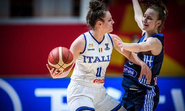 L'Italia batte la Grecia 77 a 67 e chiude al secondo posto il girone B di Eurobasket